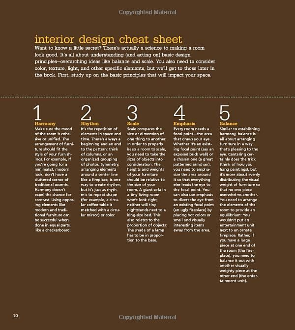 Interior Design Principles and Elements   Stuff to Buy   Pinterest ...
