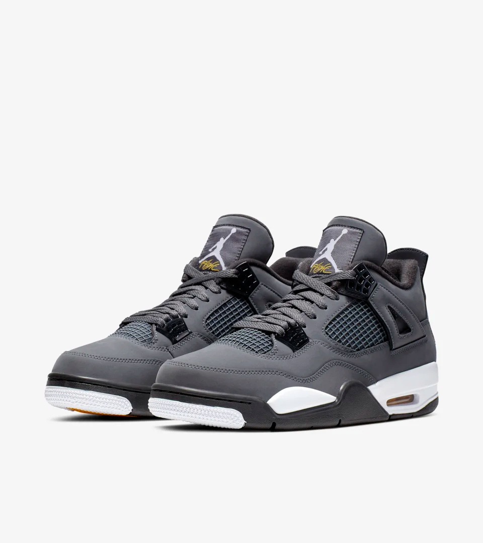 Your Best Look Yet at the Remastered Air Jordan 4 Retro in