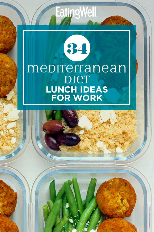 Photo of Mittelmeerdiät-Mittagessen-Ideen für Arbeit
