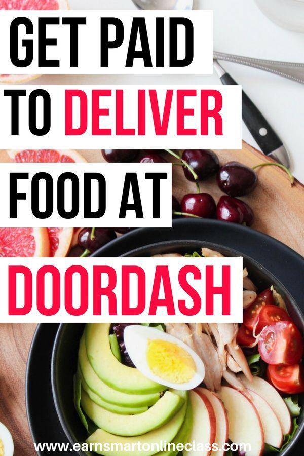 DoorDash Review Get Paid 750 Per Week to Deliver Food