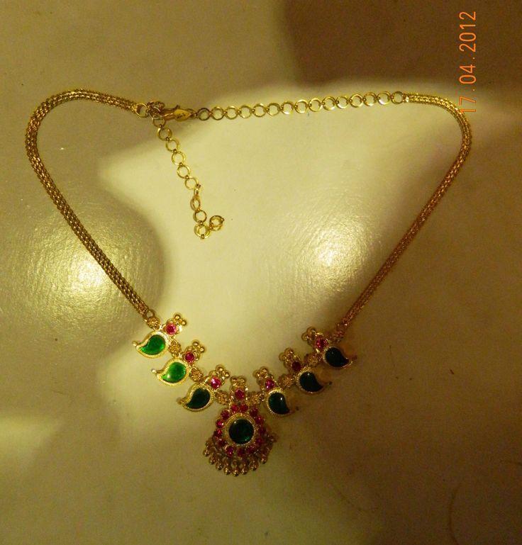 58c549b539cbc9183918e24fa4dc1f75.jpg (736×769) | simple necklace ...