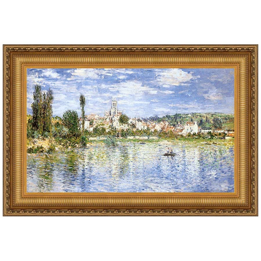 Park Avenue Collection 18X14 Vetheuil In Summer 1880