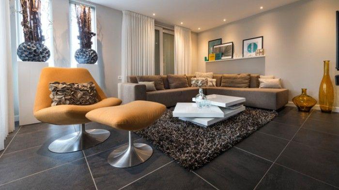 prachtige woonkamer inrichting bij ad bouw wonen | huis, Deco ideeën