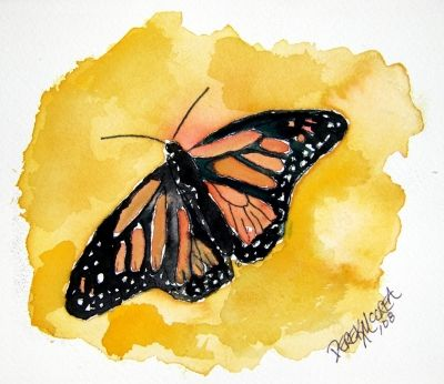 Discover Ideas About Butterfly Art