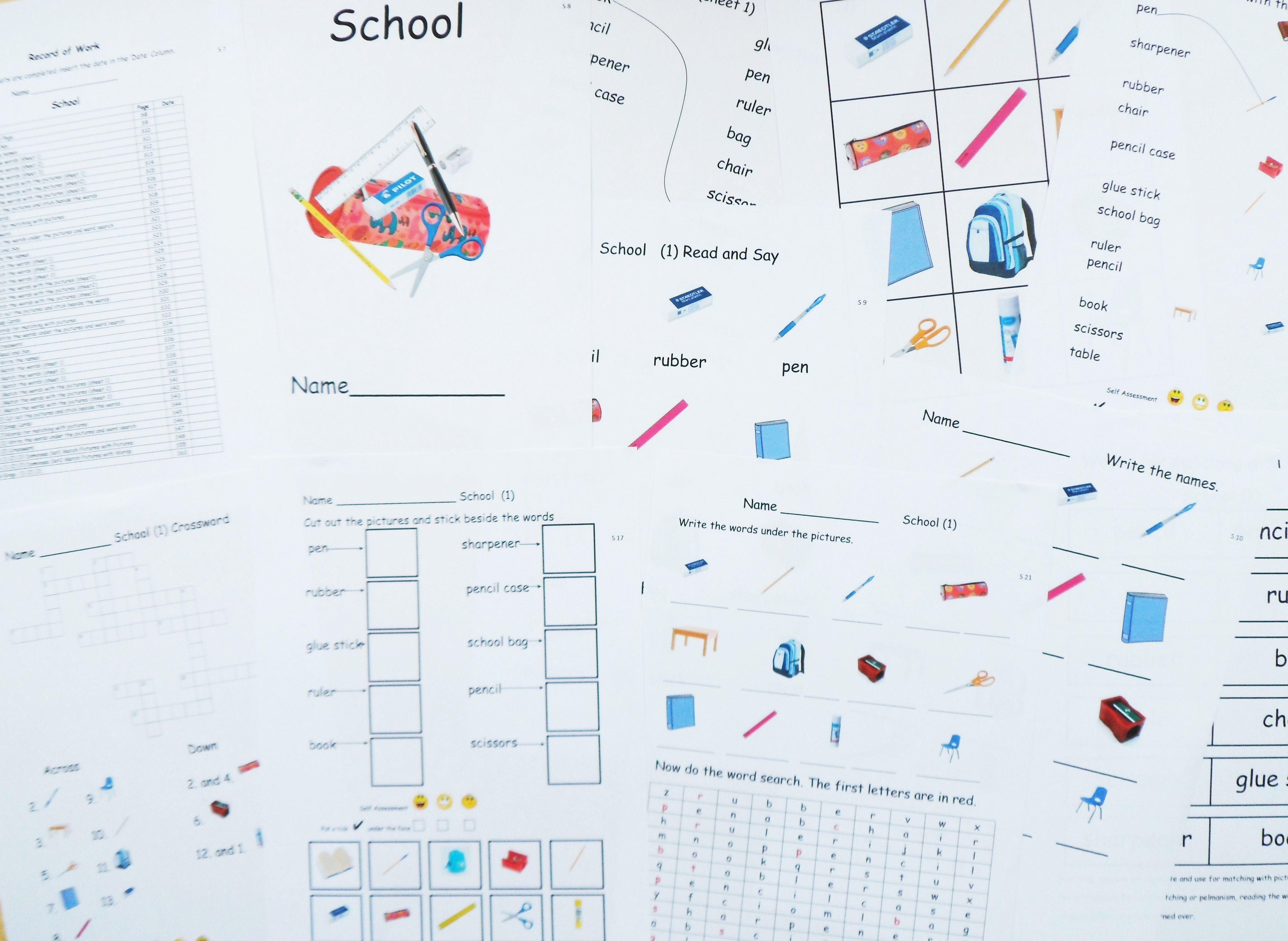 Esl Eal Ell Efl Vocabulary Worksheets And Games For