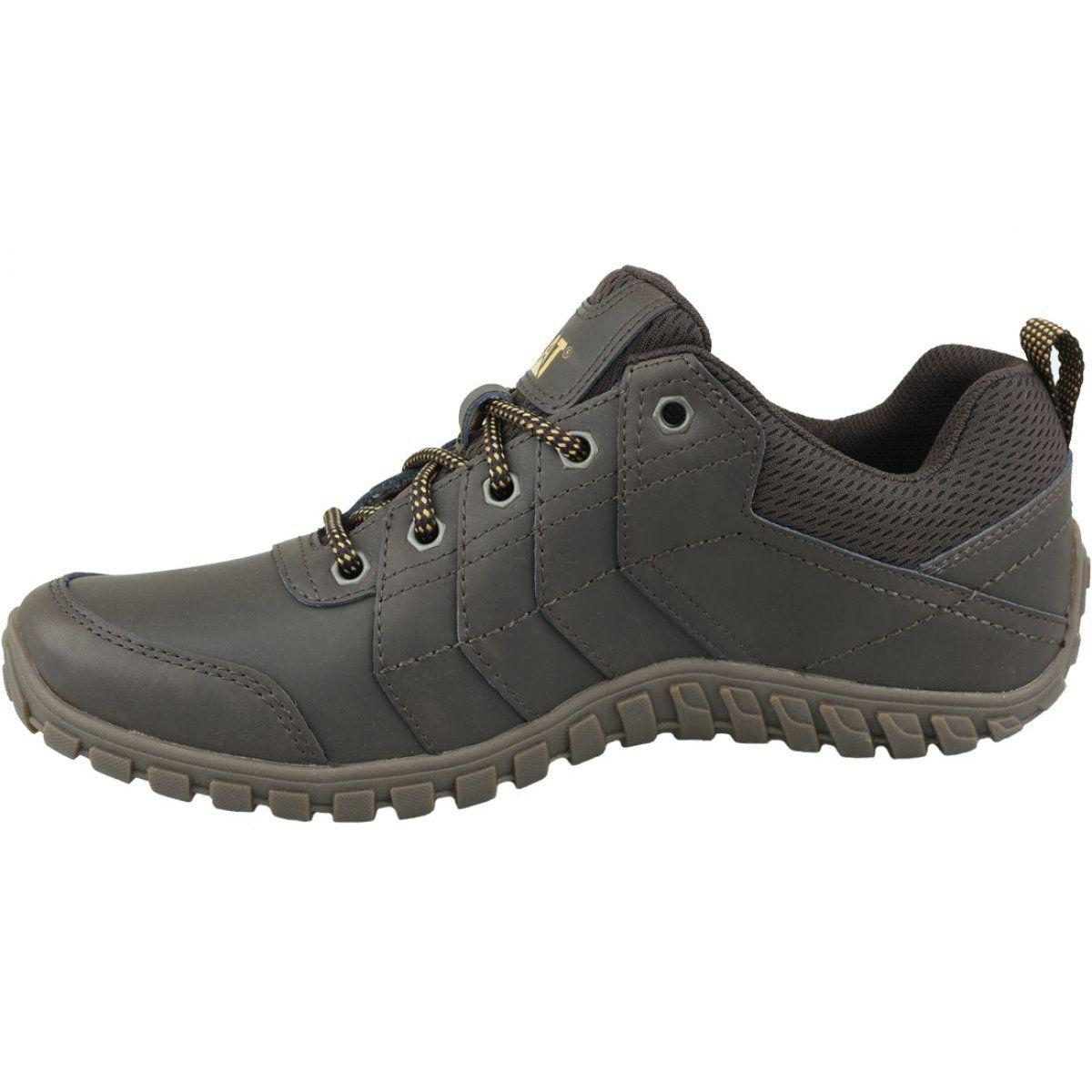 Buty Caterpillar Instruct M P722310 Brazowe Hiking Boots Shoes Boots