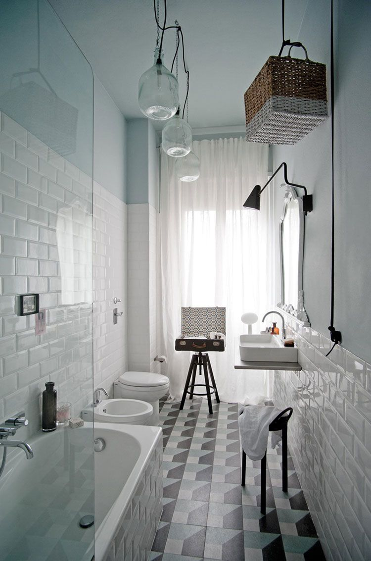 Photo of Bagno vintage: 20 idee originali di arredamento