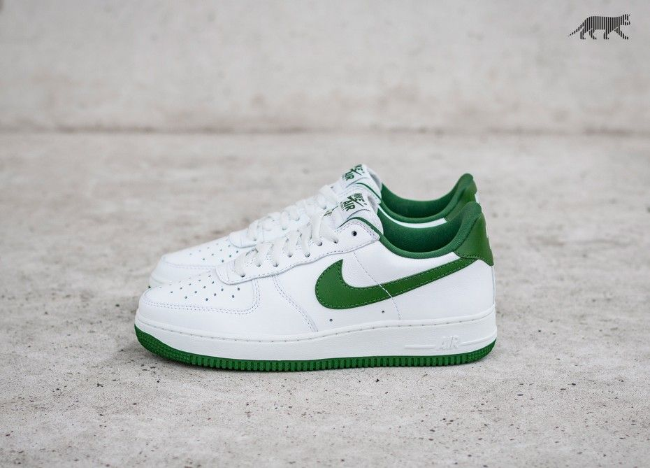 Nike Air Force 1 Low Retro *Forest Green* (Summit White