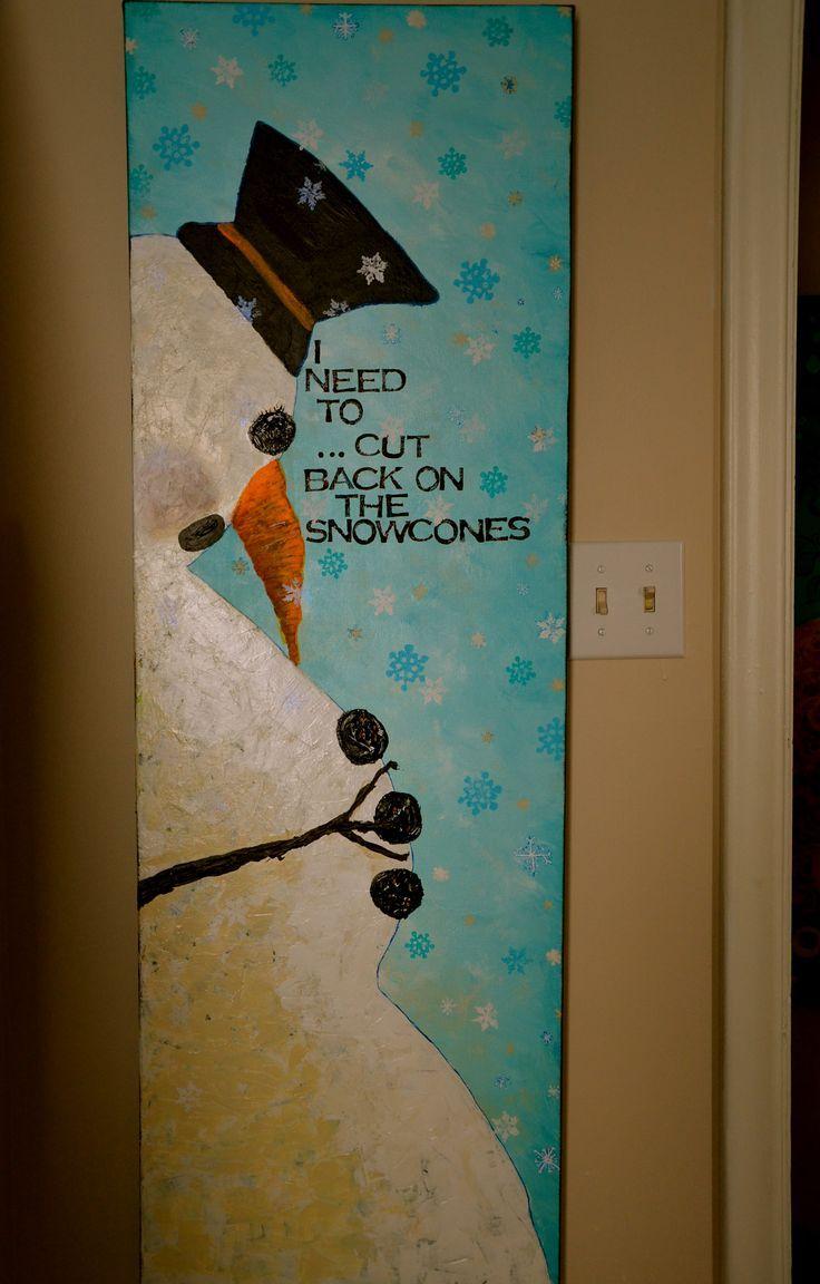 Snowman door christmas door competition pinterest classroom