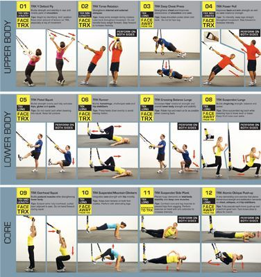 image about Printable Trx Workout called Picture consequence for trx exercise routine printable Gymnasium boredom