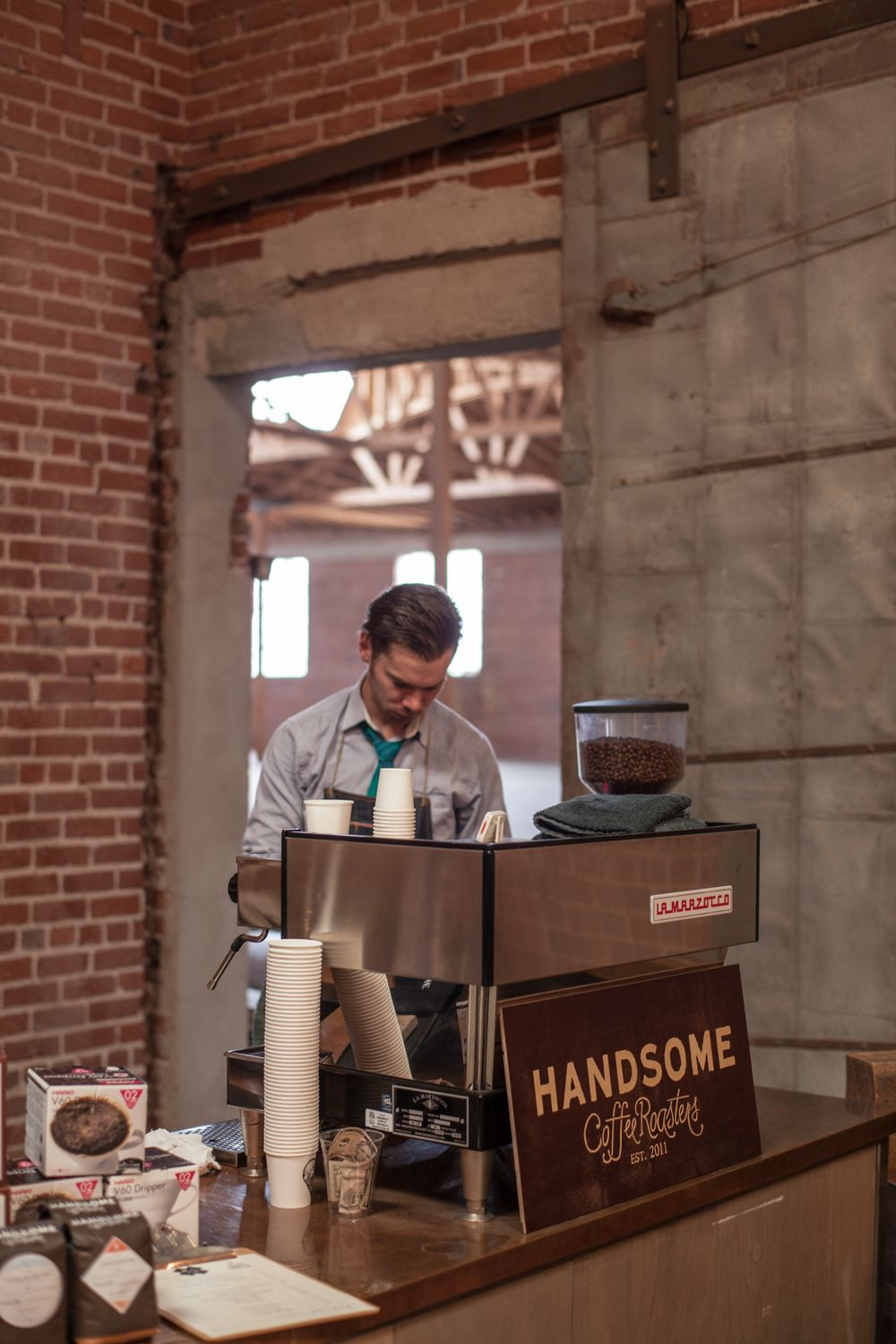 Handsome Coffee Roasters | Los Angeles