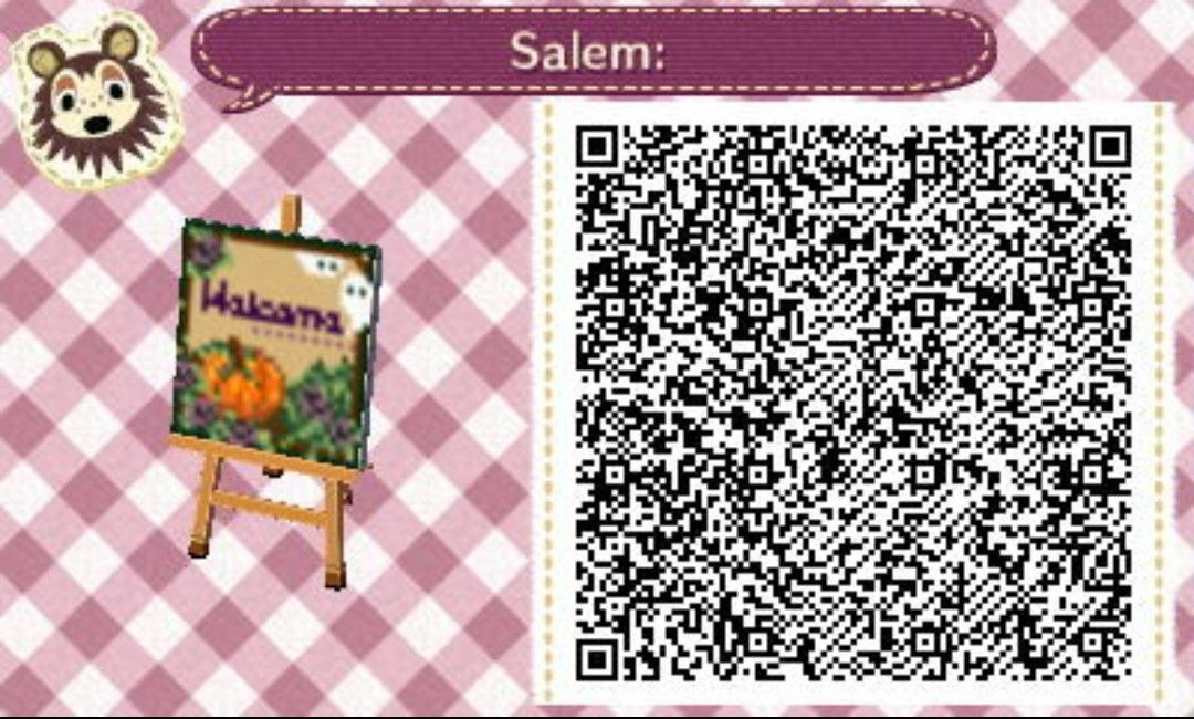 Pin By Sara Alonso On Animal Crossing Animal Crossing Qr