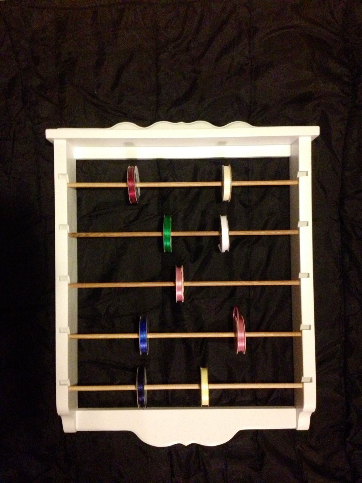 Ribbon Holder With Images Ribbon Holders Shoe Rack Holder