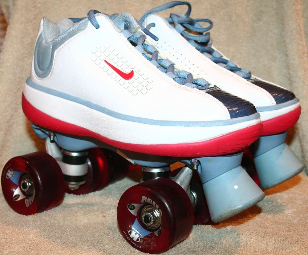 Vintage Convertible Women S Nike Beachcomber Roller Santa Barbara Skates 6 5 Retro Roller Skates Roller Skates Sport Shoes