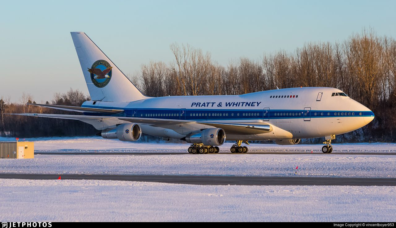 Airline Pratt & Whitney Engine Services Registration C