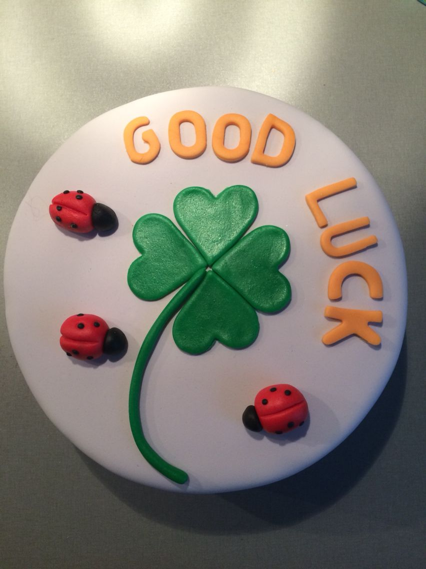 Good Luck Cake With Images Farewell Cake Gift Cake School Cake