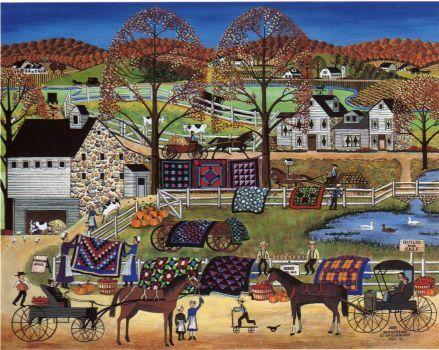 Amish Quilt Sale 130 Pieces Art Quilts Amish Quilts Landscape Quilt