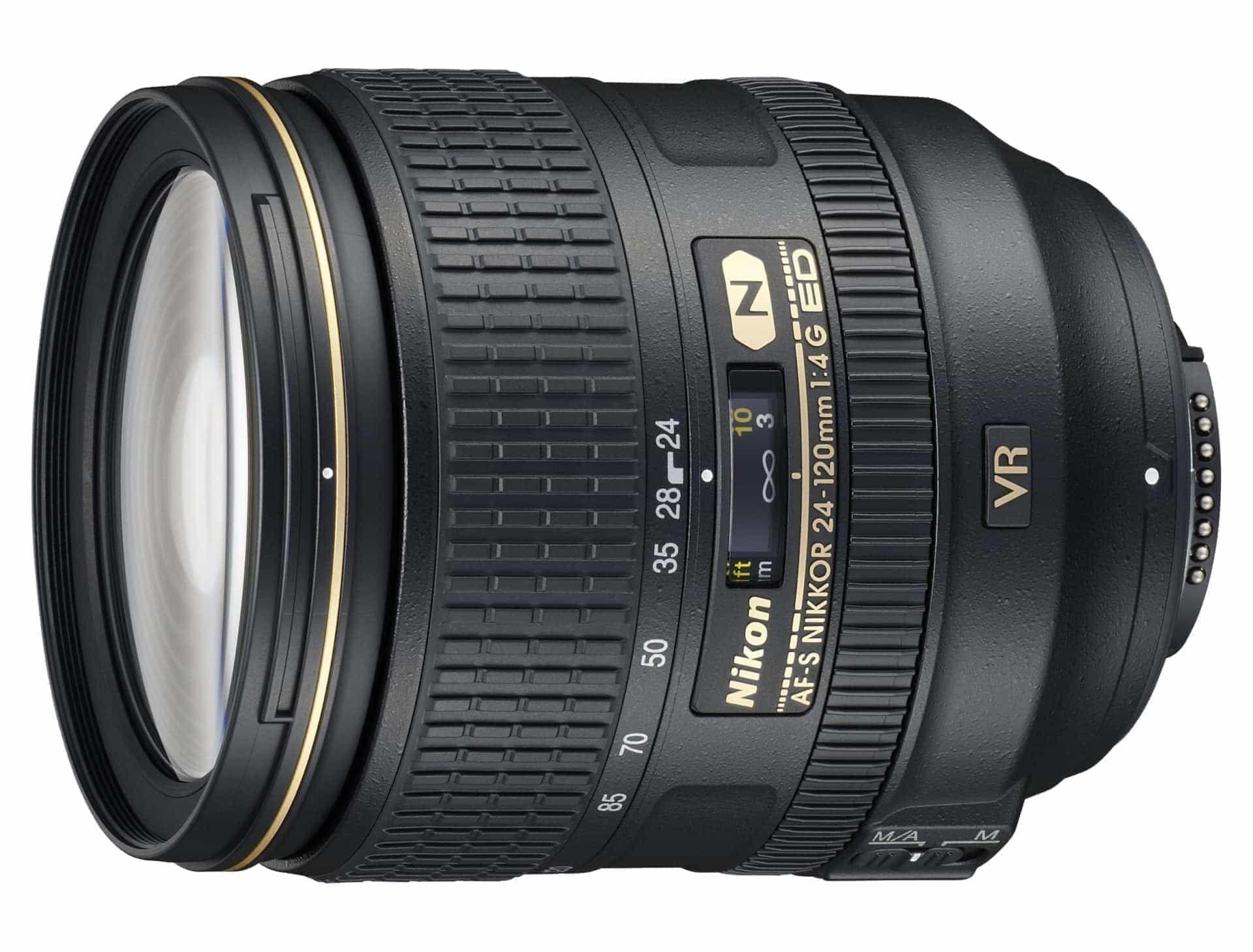 Objetivo Nikon Nikkor Af S 24 120 4 G Ed Vr Nikon Lenses Nikon Dslr Nikon Digital Slr
