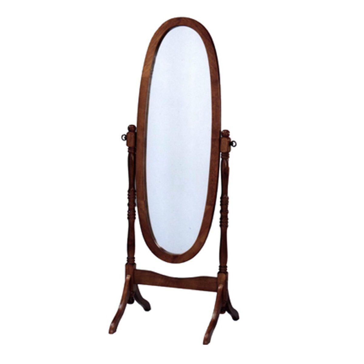 Milton Greens Stars Eleanor Full Length Mirror Oak To view