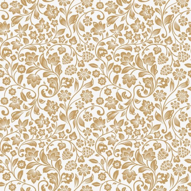 Vector Classical Pattern Gold Gorgeous Patterns Euporean Pattern