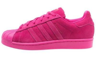 Adidas Originals Superstar zapatillas Rosa zapatillas zapatillas