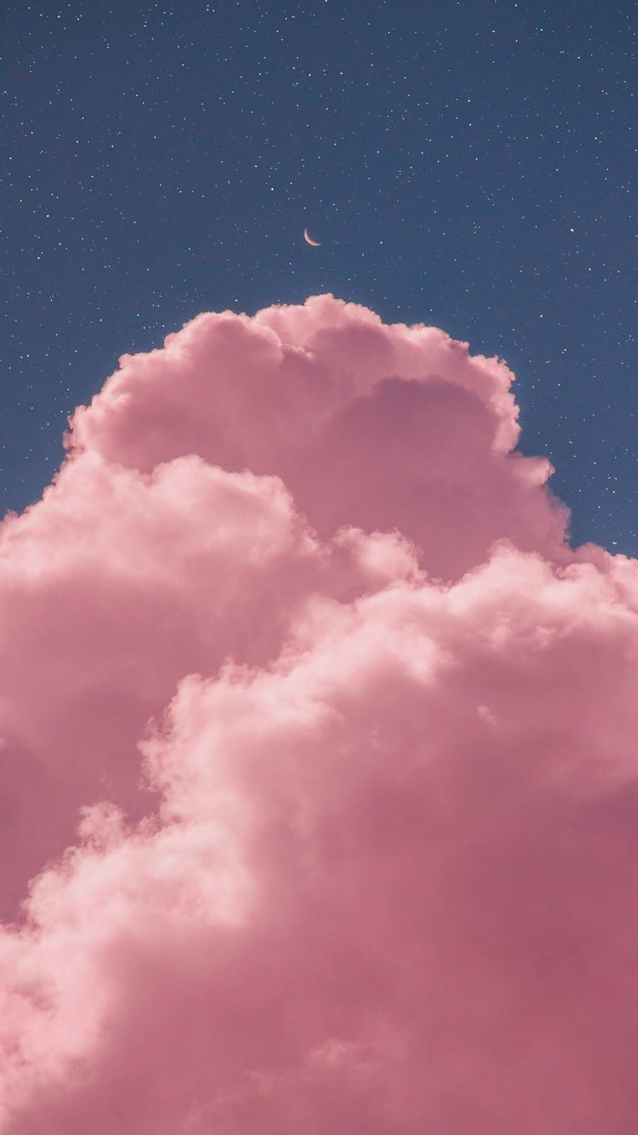 This Is Heavenly Pink Clouds Wallpaper Cloud Wallpaper