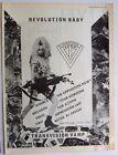 TRANSVISION VAMP 1987 Poster Ad REVOLUTION BABY #babymemorabilia TRANSVISION VAMP 1987 Poster Ad REVOLUTION BABY #babymemorabilia