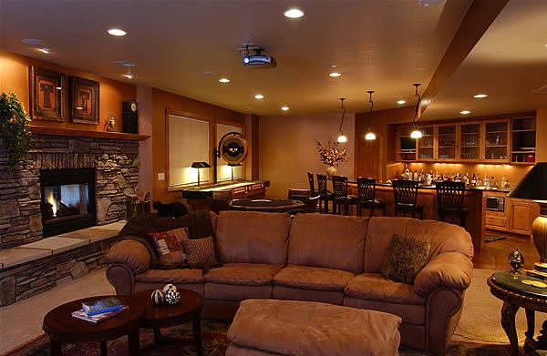 Basement Ideas | Basement Remodeling And Finishing Ideas | Interior Design  Fort Collins