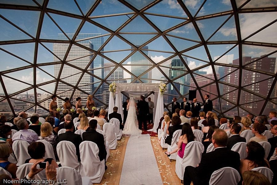 Minnesota Wedding Ceremony Locations: Plan Your Wedding At The Millennium Hotel In #Minneapolis