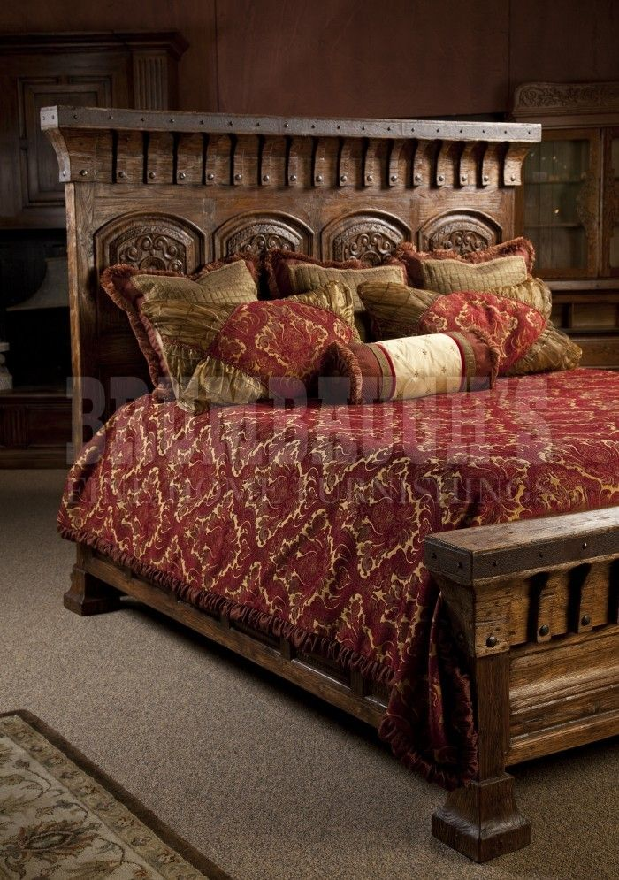 Remington King Bed In 2019 Hummmm King Beds Bedroom