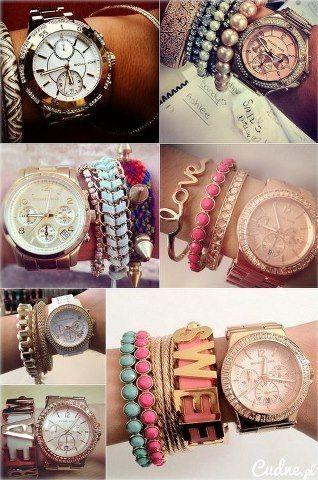 #Relógios #Clocks #Pulseiras #Bracelets