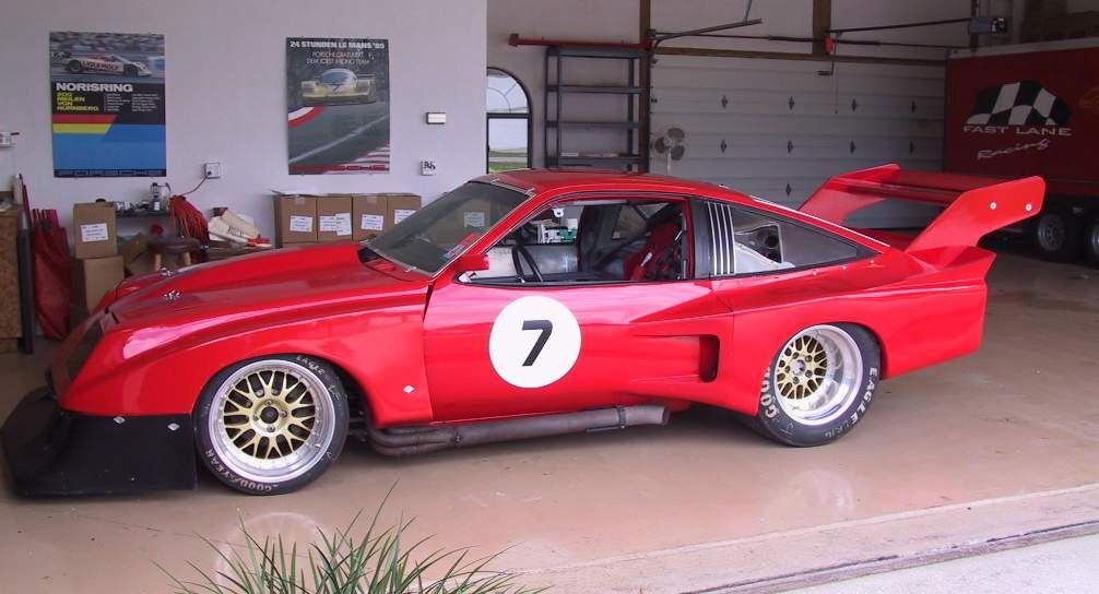 Doane Spencer Monza With Images Classic Racing Cars Chevrolet
