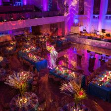 #latelierrouge #roomshot #583parkave #peacock #indian #wedding