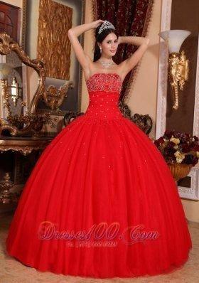 Vestidos De Xv Años Color Rojo Kelly 15 Años Vestidos De