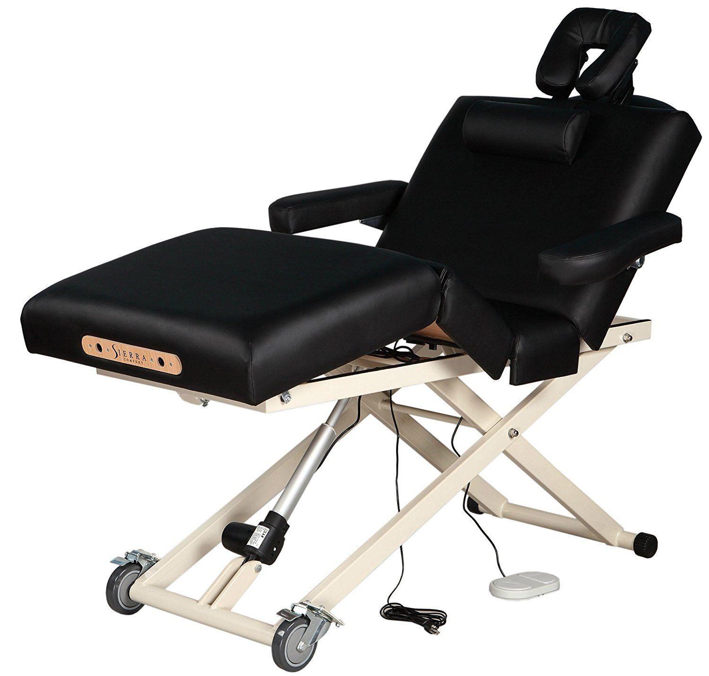Sierra Comfort Adjustable 4Section Electric Lift Massage