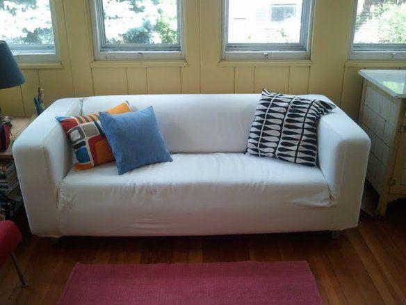 loading klippan sofa covers sofa girls apartment. Black Bedroom Furniture Sets. Home Design Ideas