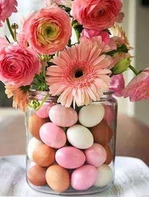 flowers.quenalbertini: Easter arrangement