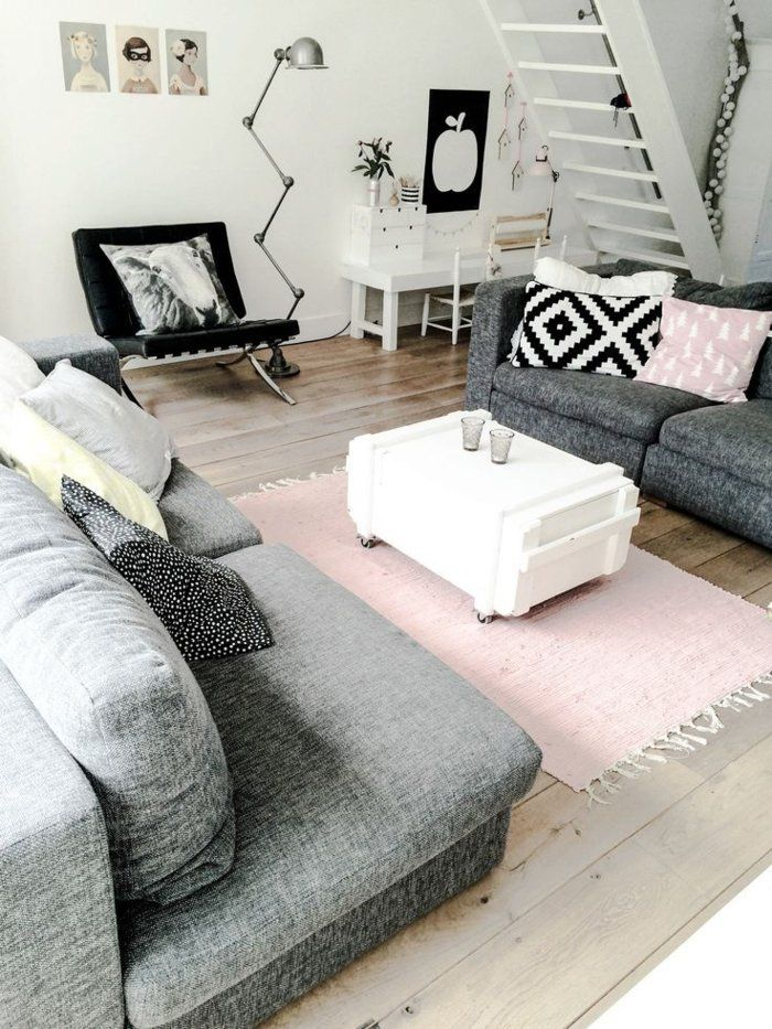 les meubles scandinaves beaucoup d 39 id es en photos. Black Bedroom Furniture Sets. Home Design Ideas