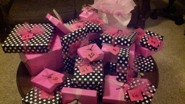 21st birthday present ideas for daughter nz