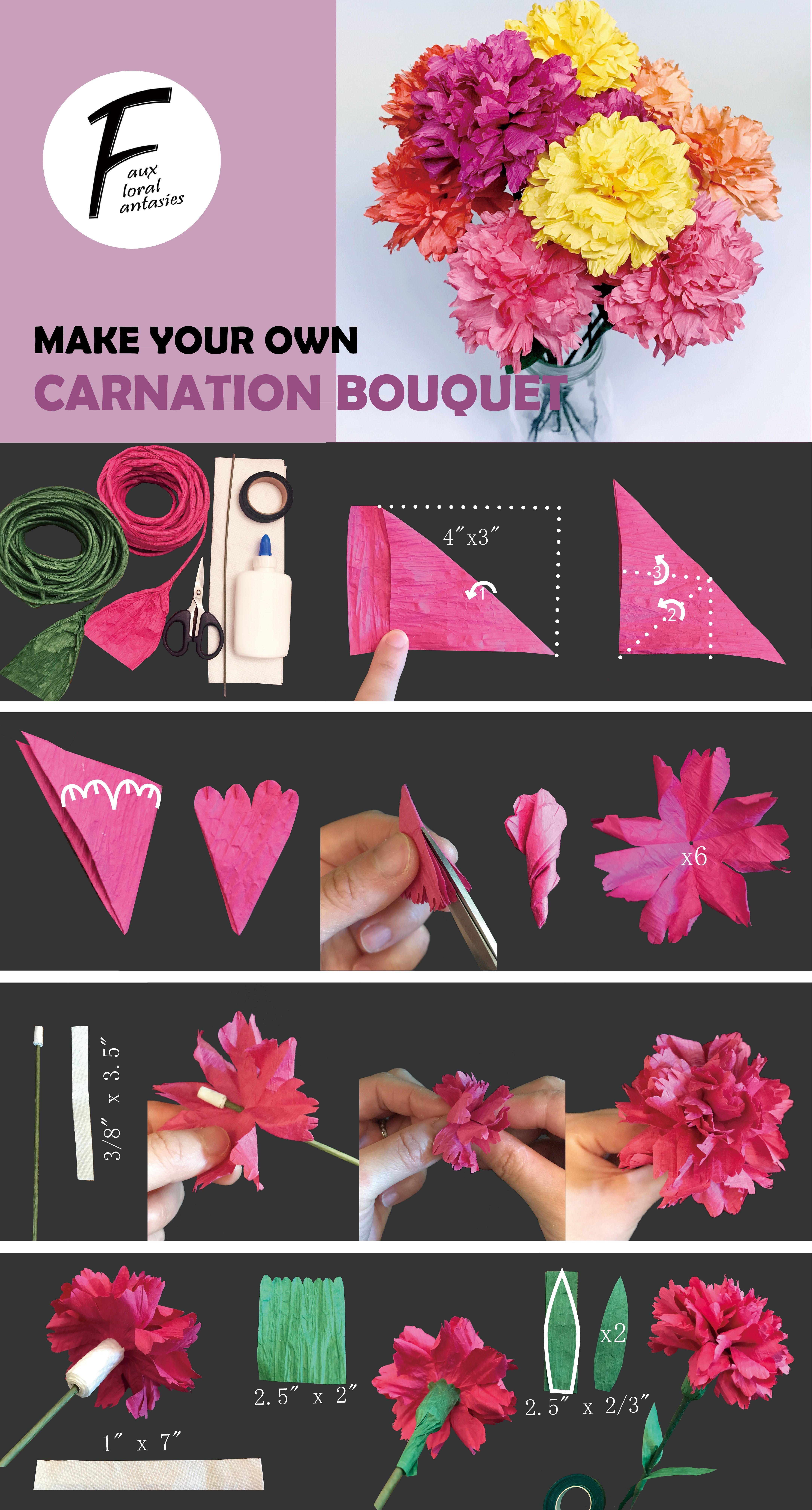 28+ Easy tissue paper flowers for kids inspirations