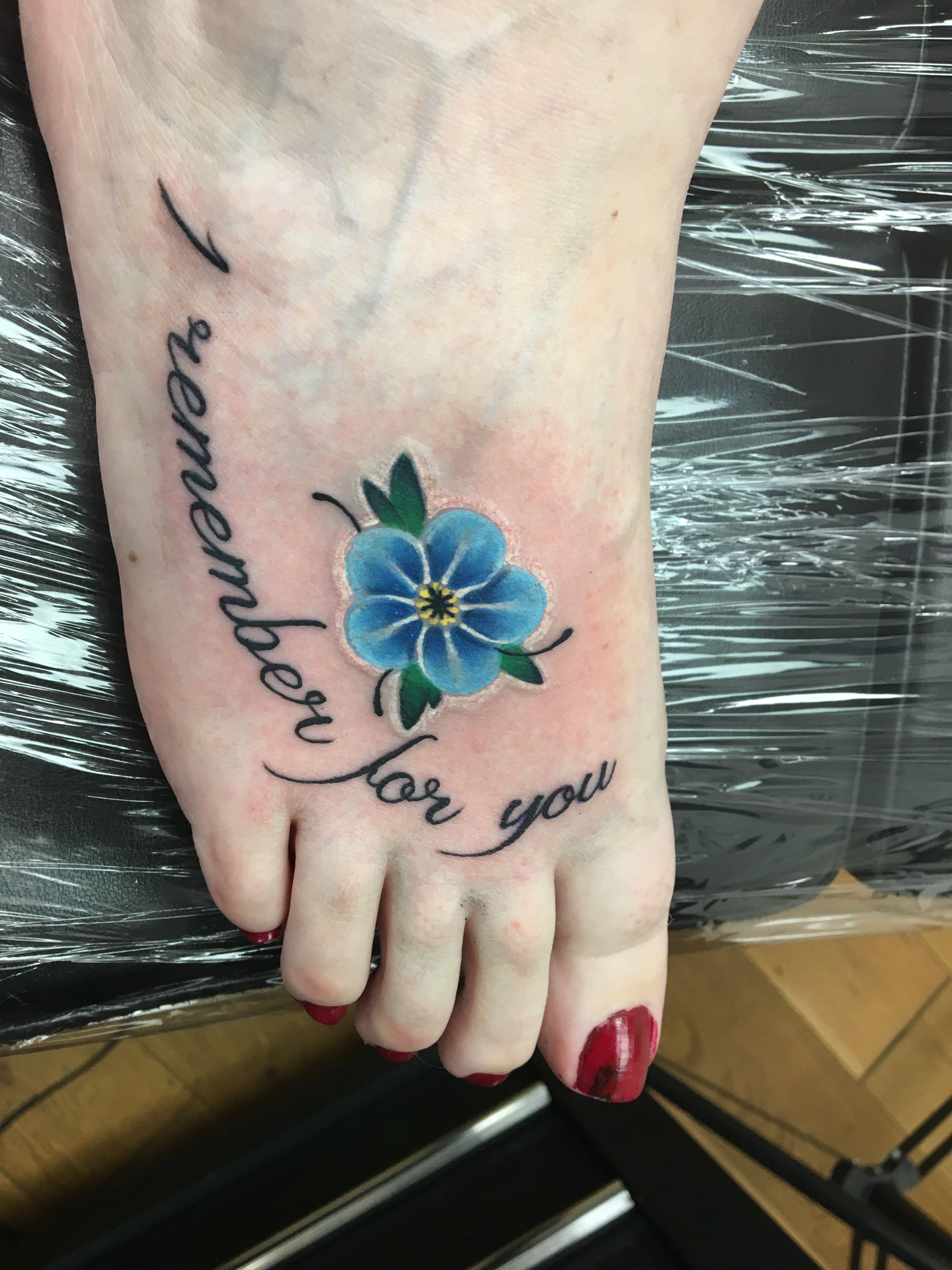 15cb2e81bf779 Alzheimer's and Dementia tattoo | Tattoos | Tattoos, New tattoos ...