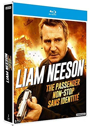 Liam Neeson - Coffret : The Passenger + Non-stop + Sans ...