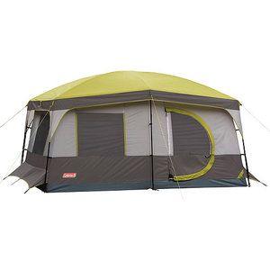 Walmart Coleman Max x Family Cabin Tent  sc 1 st  Pinterest & Coleman Cabin Max 13u0027x9u0027 - 80