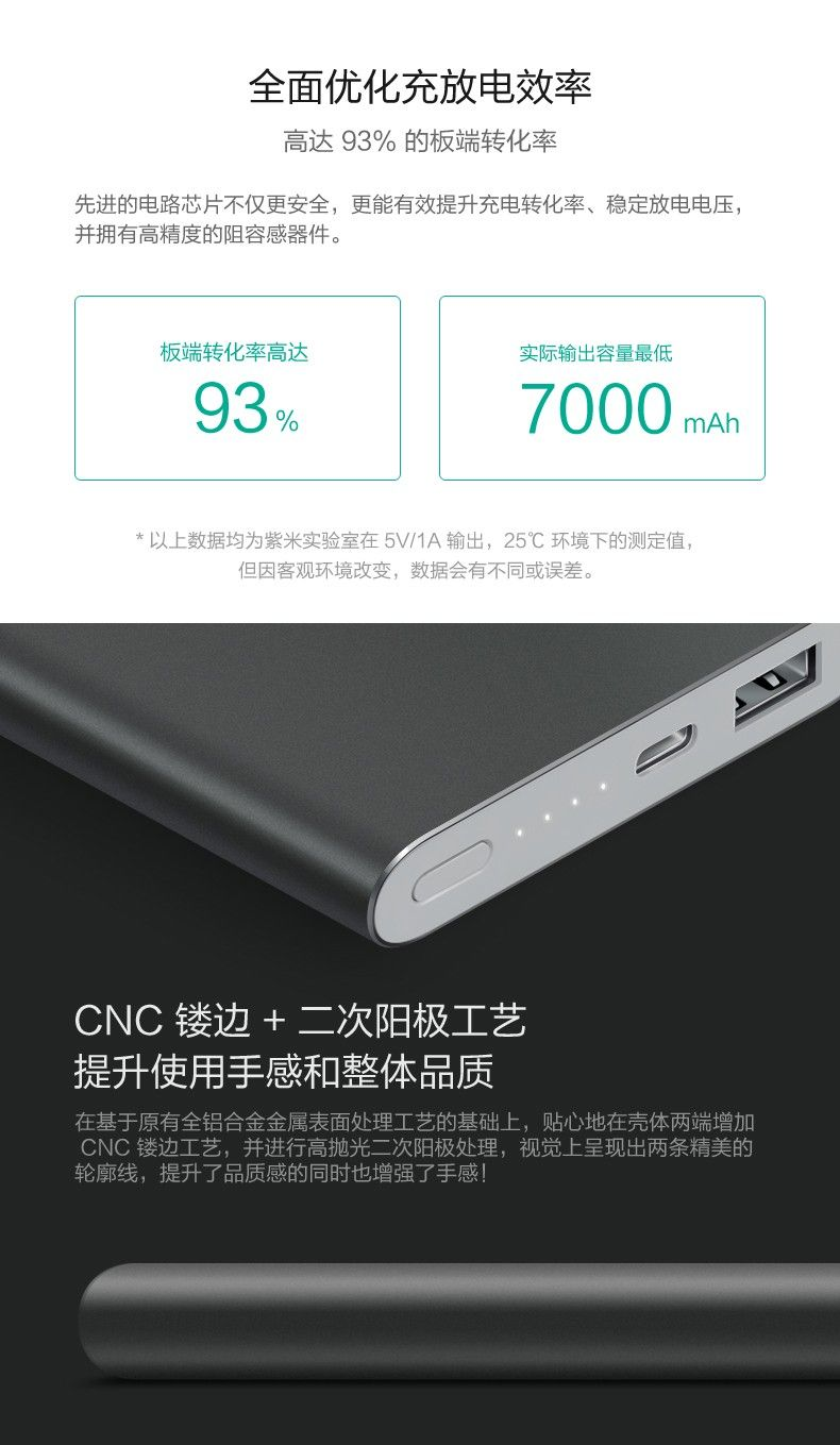 Original Xiaomi 10000mah Pro Power Bank Ultra Slim Dual Side 18w Powerbank Mi 2 Quick Charge Charger 12v 15a 9v 2a 5v Support Type C Mobilephonepowerbank