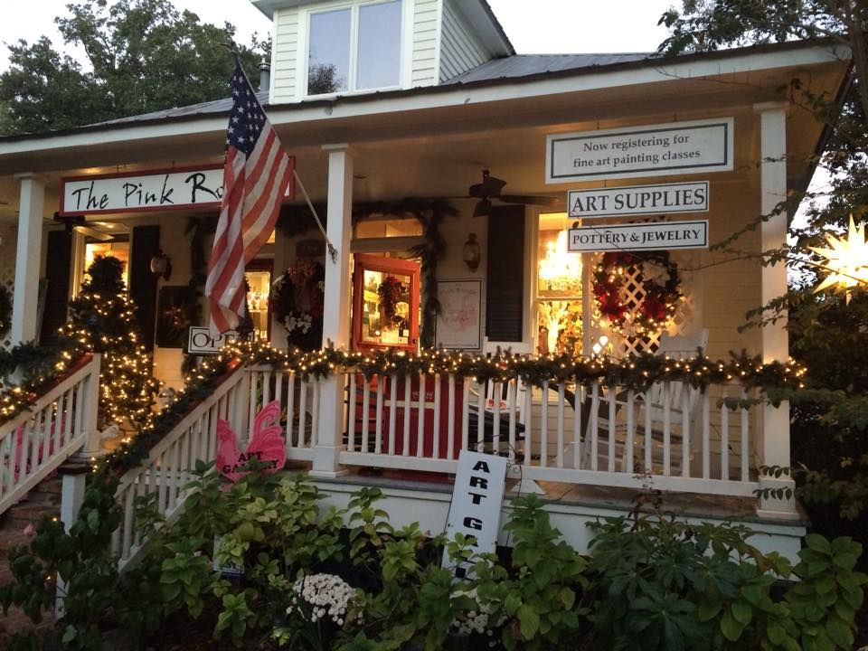 Mississippi Gulf Coast Artist Gallery in Ocean Springs