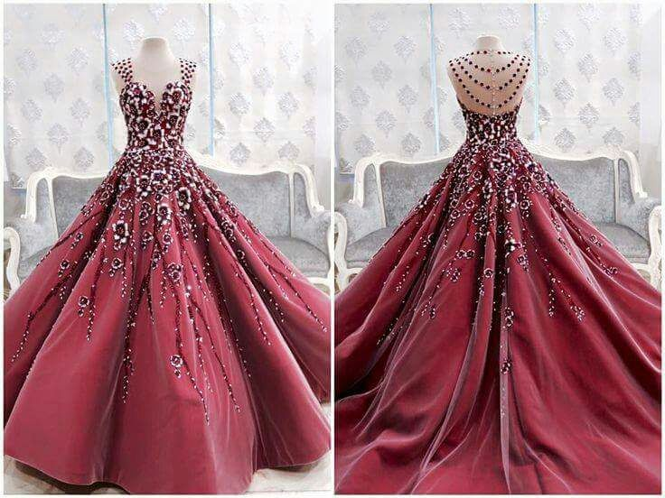 Expensive Ball Gowns