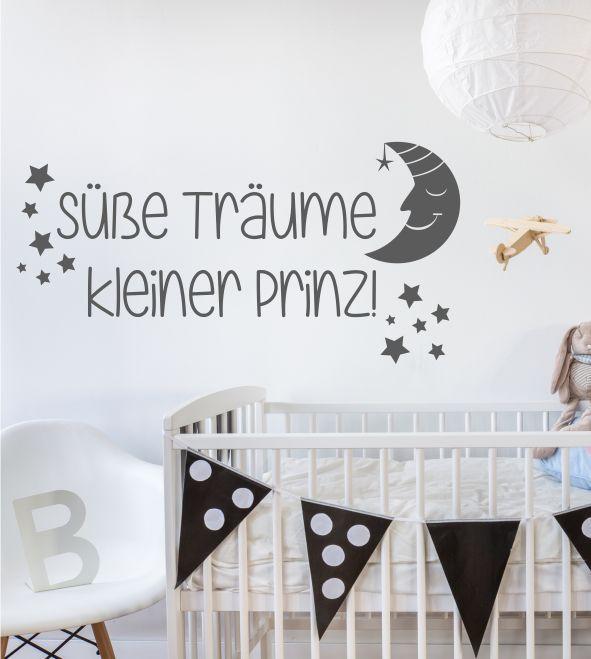 Susse Traume Kleiner Prinz Prinzen Prinzessin Mond Schlaf