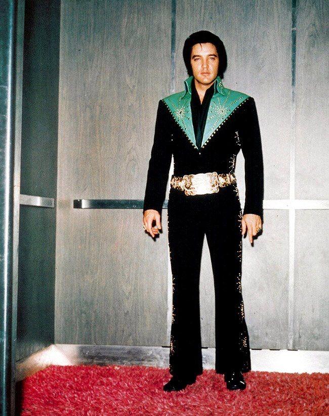 Elvis 1971