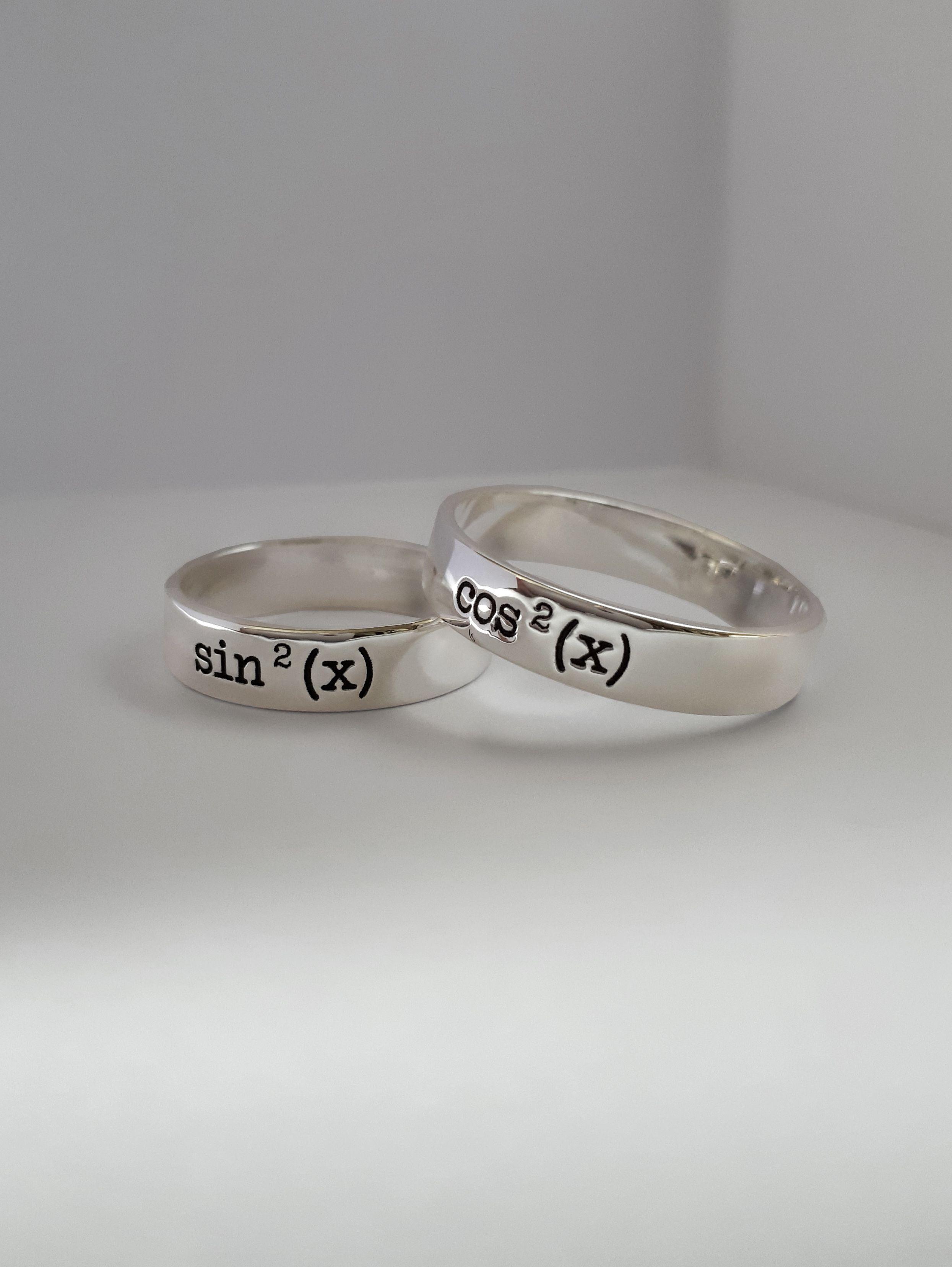 6c347a36df39 Argollas de matrimonio personalizadas. Plata mexicana. Envíos a toda la  República.