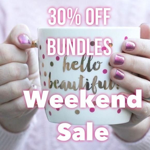 30% OFF BUNDLES BUNDLE 3 OR MORE ITEMS FOR 30% OFF THIS WEEKEND ONLYMYSTERY BOXES EXCLUDED, DISCOUNT IS NOT ELIGIBLE FOR MYSTERY BOXES & DOESNT COUNT TOWARDS ANY HOLDS OR PREVIOUS PURCHASES! J. Crew Accessories